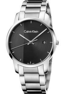 Relógio Calvin Klein K2G2G14Y Prata