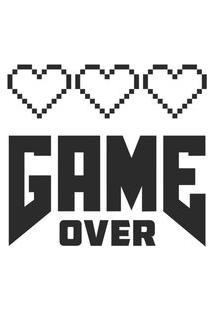 Adesivo Parede Quartinhos Quarto Infantil Game Over