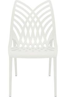 Cadeira Opera Chair Bianco