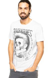 Camiseta Sommer Bones Branca