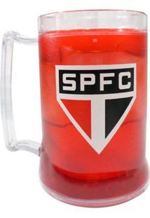 Caneca Gel São Paulo Spfc Vermelha