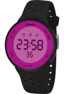 Relógio X-Games Feminino Xfppd077Rxpx