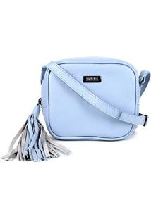 Bolsa Santa Lolla Mini Bag Feminina - Feminino-Chumbo