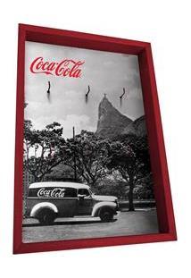 Porta-Chave Urban Coca-Cola Madeira Landscape Rio De Janeiro
