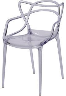 Cadeira De Jantar Solna Or Design Cinza
