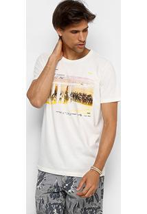 Camiseta Redley Tinturada Silk Primeiras - Masculino