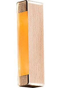 Arandela Sequoia Madeira Wood Metal Domado