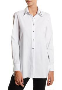 Camisa Madonna Ii (Branco, 44)