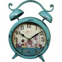 174d2390b0e Relógio Kasa Ideia De Mesa Vintage