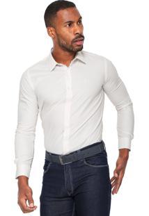 Camisa Sergio K Brilho Branca