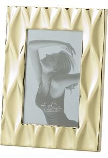 Porta-Retrato Dourado 13X18 Diamond 3252 Lyor Classic
