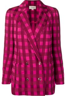 Temperley London Jaqueta Stirling - Rosa