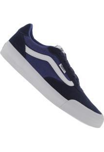 Tênis Vans Palomar - Masculino - Azul Esc/Branco