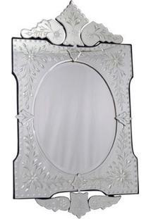 Espelho Vintage Bisotado 110X65Cm