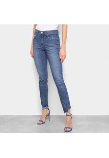 cdbd6dfeb Calça Calvin Klein Skinny feminina