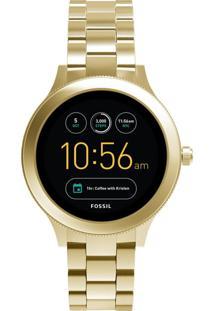 Relógio Fossil Q Dourado - Ftw6006/1Di
