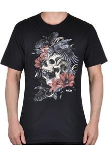 Camiseta Mcd Screen Skull - Masculino