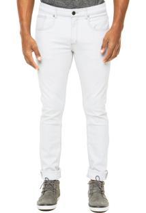 Calça Jeans Quiksilver Gris Clarita Cinza