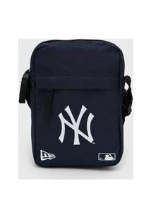 Bolsa New Era Shoulder Bag New York Yankees Azul-Marinho