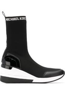 Michael Michael Kors Ankle Boot 'Grover' - Preto