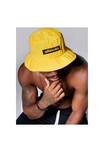 Chapéu Bucket Submission Amarelo