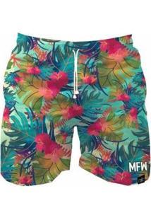 Short Tactel Maromba Fight Wear Summer Com Bolsos Masculino - Masculino