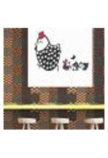 Papel De Parede Autocolante Rolo 0,58 X 5M - Azulejo Cubos Zigzag 285363104