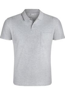 Camisa Polo Básica Adulto Malwee