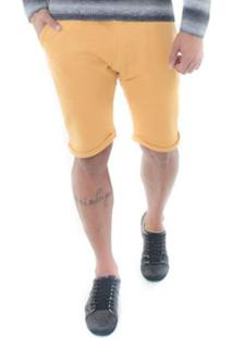 Bermuda Óco Amarelo