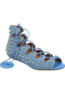 Sandália Gladiadora - Azulschutz