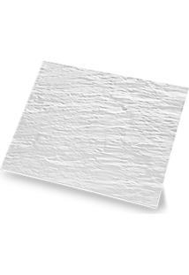 Tábua Retangular - Stone 32,5 X 26,5 X 1 Cm Branco Haus Haus