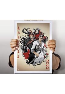 Poster Samurai Jack