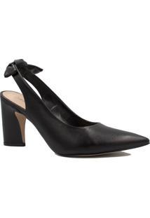 Sapato Zariff Shoes Laço Preto