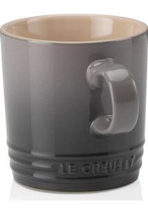 Caneca Espresso Cinza Flint Ply Le Creuset