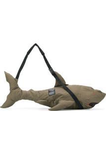 Raeburn Bolsa Em Forma De Tubarão - Verde