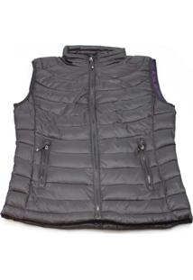 Colete Insulation Ii Lady Preto 17407 - Solo