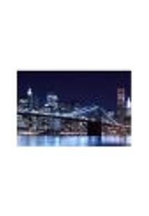 Painel Adesivo De Parede - Manhattan - 336Pn-M