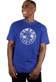 Camiseta Bleed American Prayer Royal