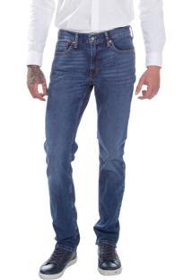 Calça Jeans Levis 511 Slim Indigo Média