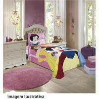 13ca6d3f76 Jogo De Cama Infantil Princesas Disney 2 Peças - Lepper Dinda