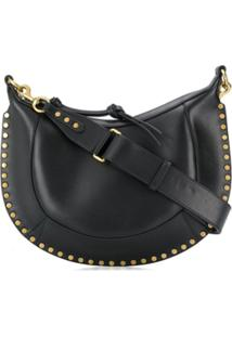 Isabel Marant Naoko Shoulder Bag - Preto
