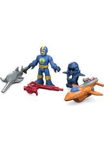 Imaginext Mattel Oceano Básico Mergulhador Dfy07