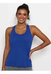 Regata Nadador Lisa - Azul Escuro- Physical Fitnessphysical Fitness