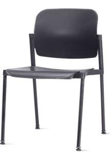 Cadeira Leaf Preta - 54271 - Sun House
