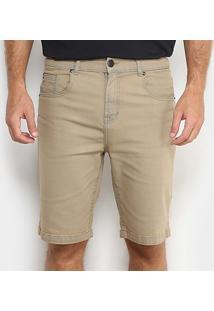 Bermuda Jeans Quiksilver Belatrix Color Masculina - Masculino
