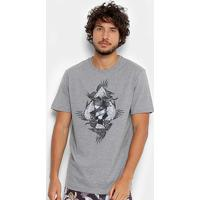 f84fb2809f0d3 Camiseta Mcd Regular The Crows Masculina - Masculino