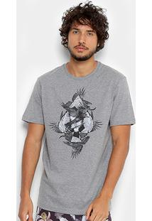 Camiseta Mcd Regular The Crows Masculina - Masculino
