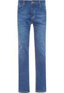 Calça Masculina Super Skinny Nova Jersey - Azul