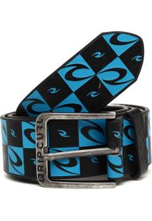 Cinto Rip Curl King Preto/Azul