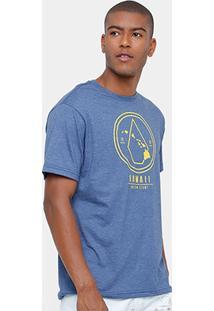 Camiseta Volcom Silk Pin Hi Masculina - Masculino